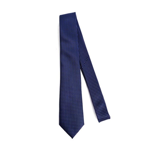 Dots Microfiber Poly Woven Tie - MPW6906