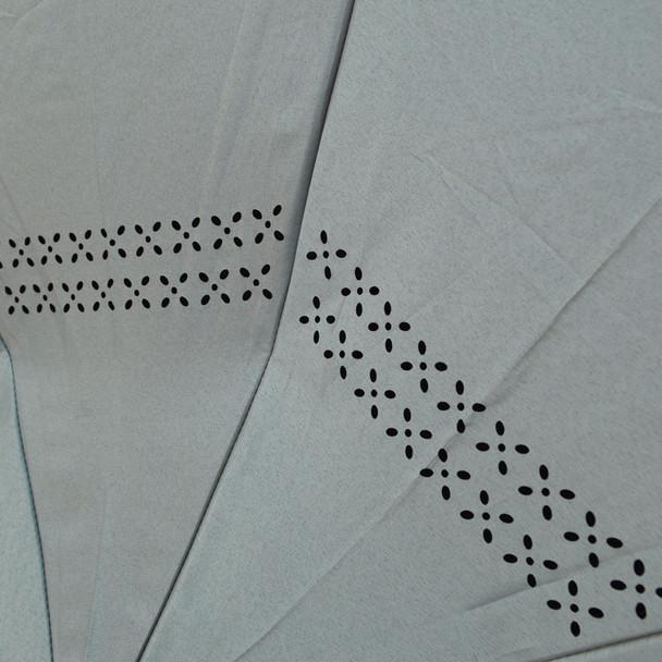 Grey Double Layer Inverted Umbrella - UM5021