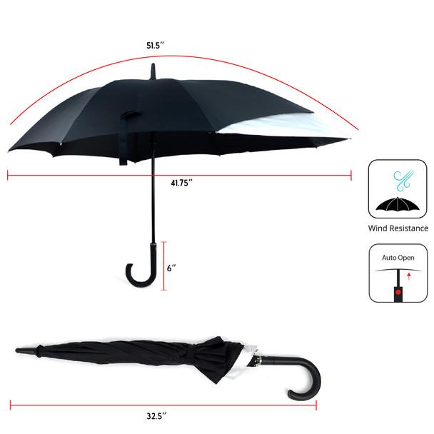 Backpack Protecting Umbrella - UM5031