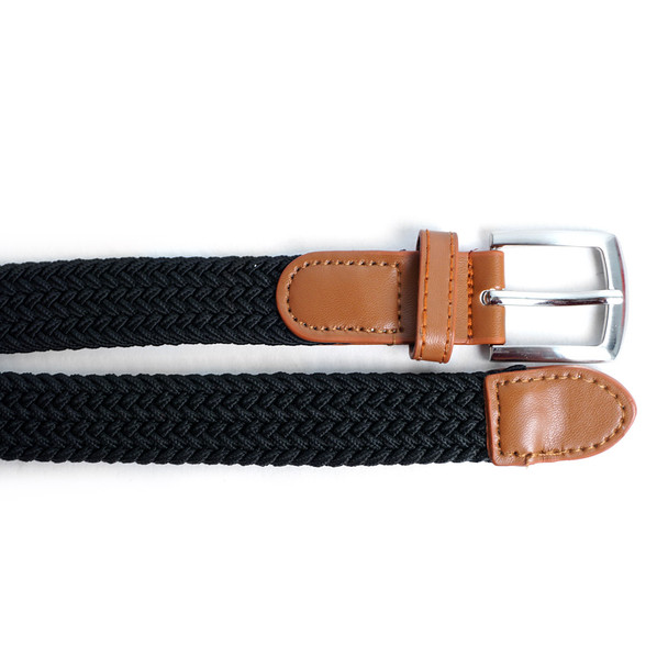 Boy's Elastic Assorted Size Belt - 12ASST-BOYB
