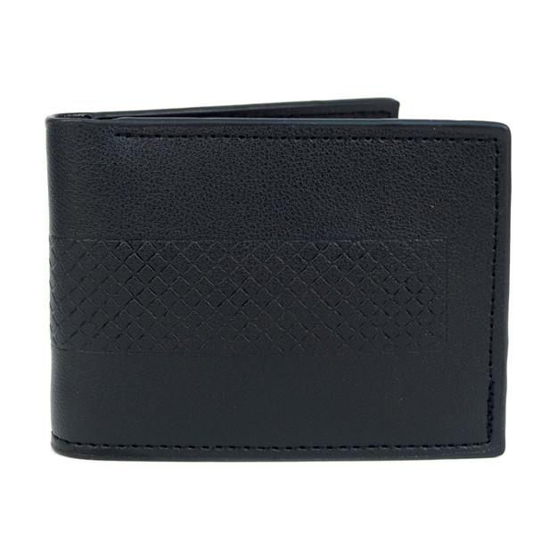 Bi-Fold Leather Men's Wallet - MLW5282