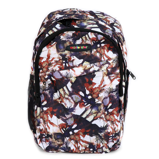 Abstract Pattern School Backpack - FBP1207