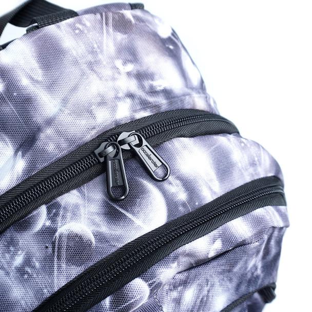 Gray Planets School Backpack - FBP1211