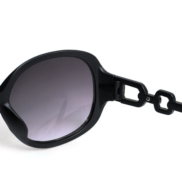 Ladies' Round Sunglasses - LSG1009