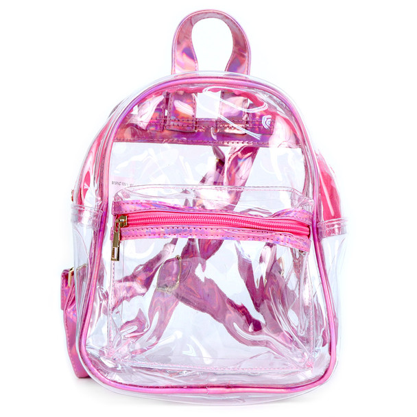 Stadium Approved Small Clear Backpack - CLBP2400