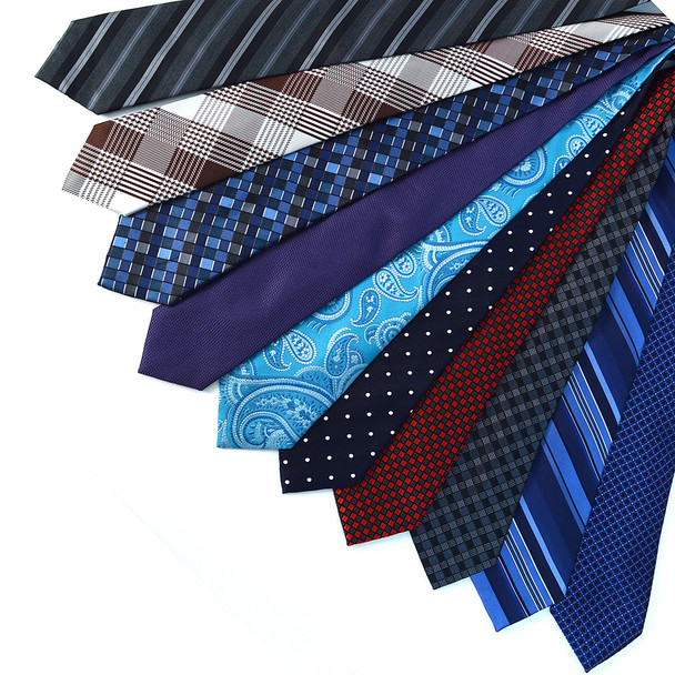 [7200pc] 100% Silk Designer Quality Ties Random  Assorted Pack- SWASST-PLT