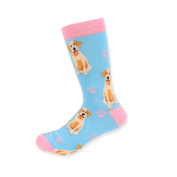 Women's Novelty Retriever Socks