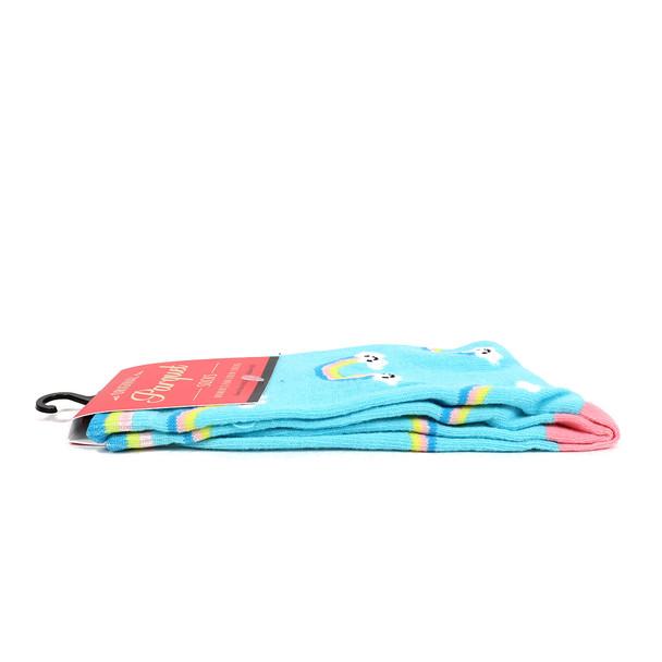 Women's Novelty Rainbow Socks