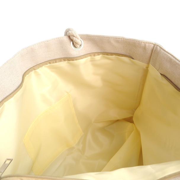 Gold Anchor Summer Ladies Tote Bag - LTBG1202