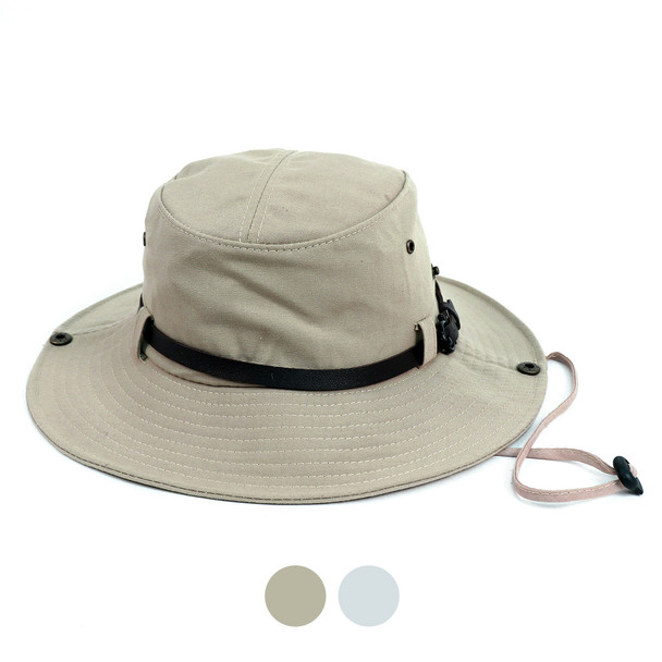 Unisex Wide Brim Sun Boonie Hats - BHT1000