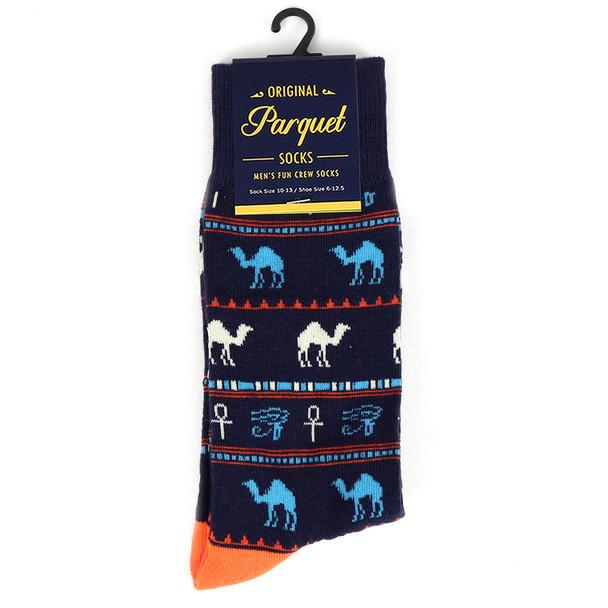 Men's Egyptian Novelty Socks - NVS19511