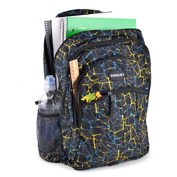 Abstract Pattern Novelty Backpack-NVBP-42