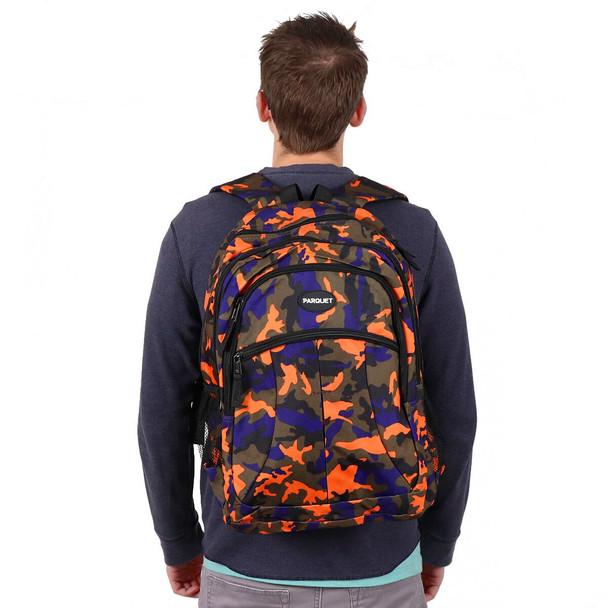 Camouflage Novelty Backpack-NVBP-02