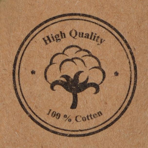 Men's Petite Bows Cotton Bow Tie & Hanky Set - CTBH1736