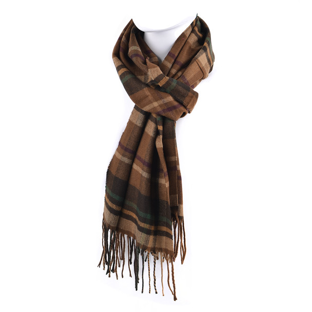 Unisex Acrylic Winter Scarves AS2501