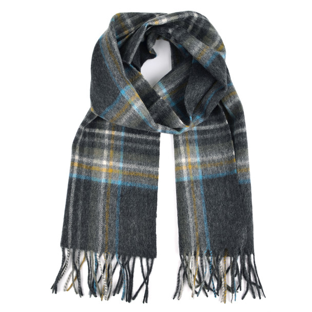 Unisex 100% Wool Scarf HWS600