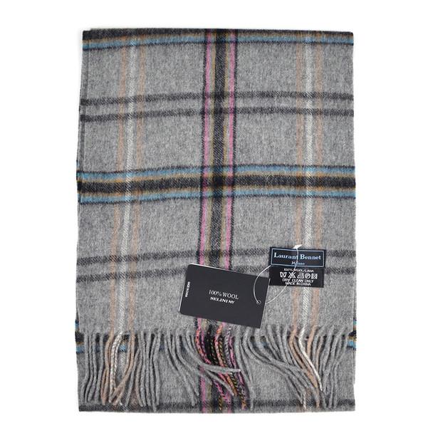 Unisex 100% Wool Scarf HWS615