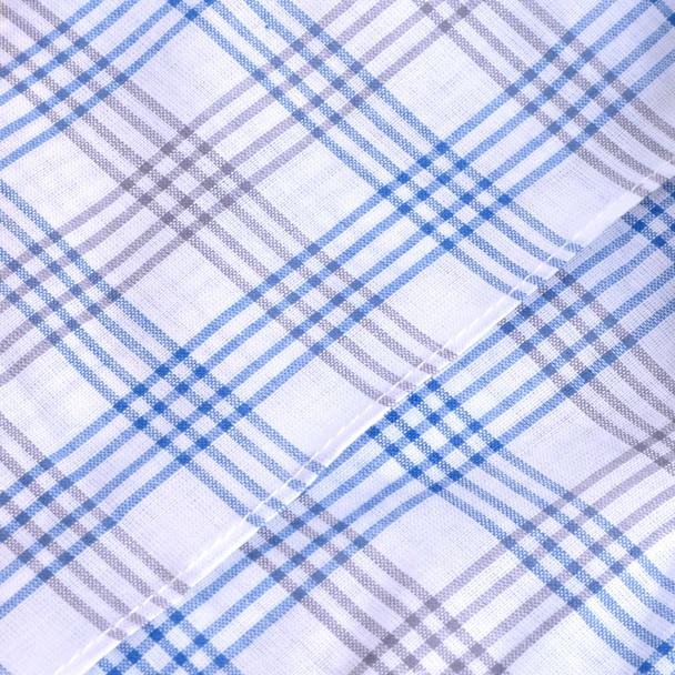 Men's Boxed Fancy Cotton Handkerchiefs 3pcs Set MFB1513