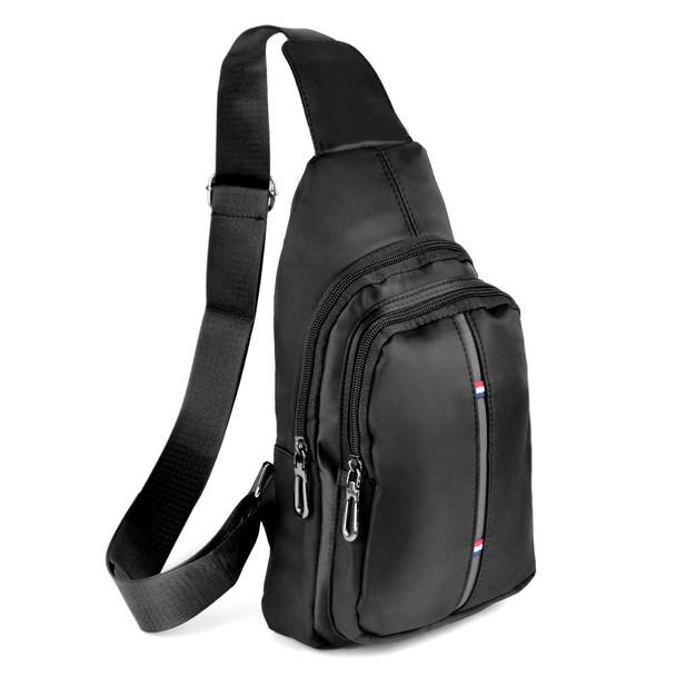 Crossbody Sling Bag with Adjustable Strap - FBG1853