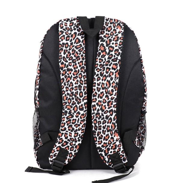 Cheetah Print Novelty Backpack-NVBP-40