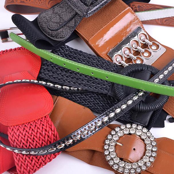 Mix Assorted Women Fashion Belts -BeltsAsst