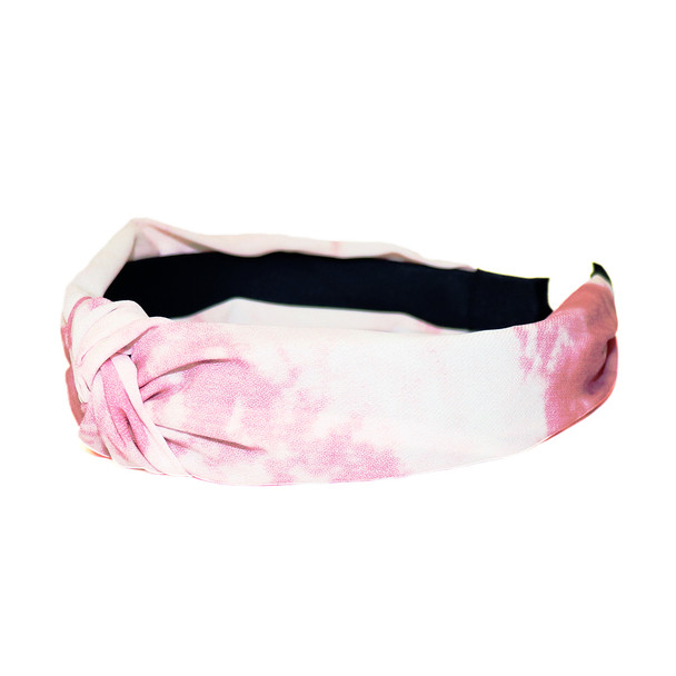 "Tie Dye Pattern ""C"" Shaped Head Band -PHB1002"