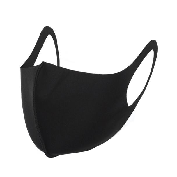 3pcs Novelty & Solid Washable Masks - 3PPE-NV1