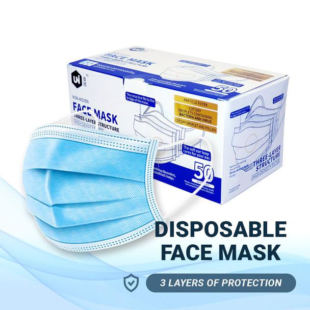 Disposable Face Mask - DFM