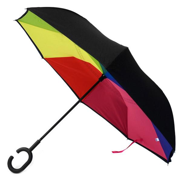 Rainbow Double Layer Inverted Umbrella - IUM18059