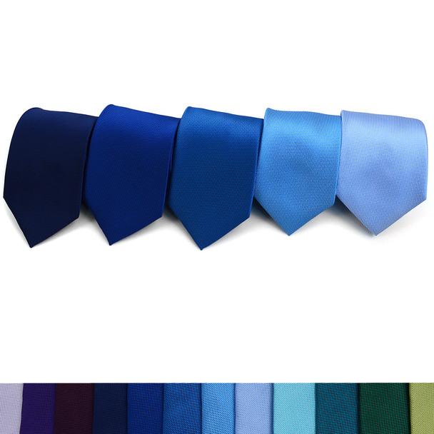 Micro Fiber Poly Woven Tie MPW6308
