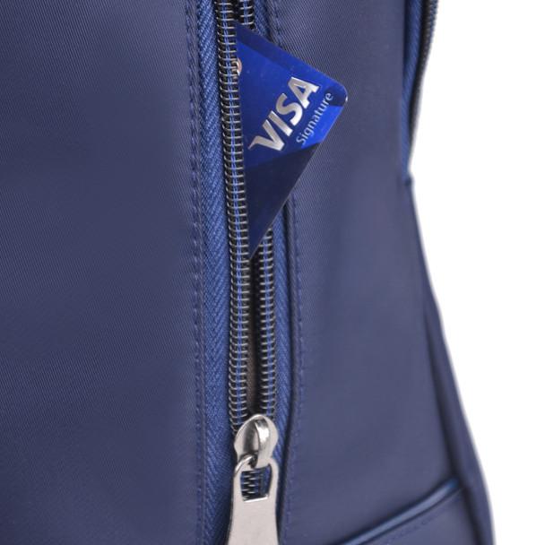Navy Crossbody Sling Bag Backpack with Adjustable Strap - FBG1823-NV