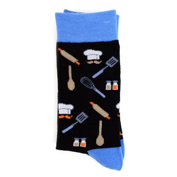 Men's Chef Novelty Socks - NVS1904