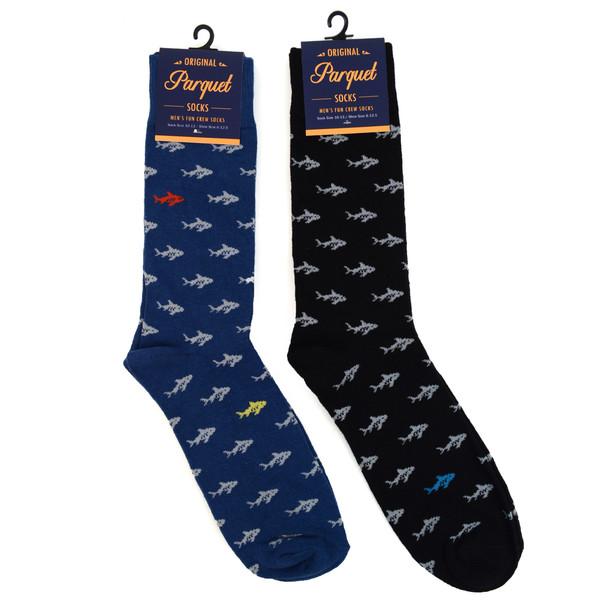 Men's Shark Novelty Socks - NVS19311