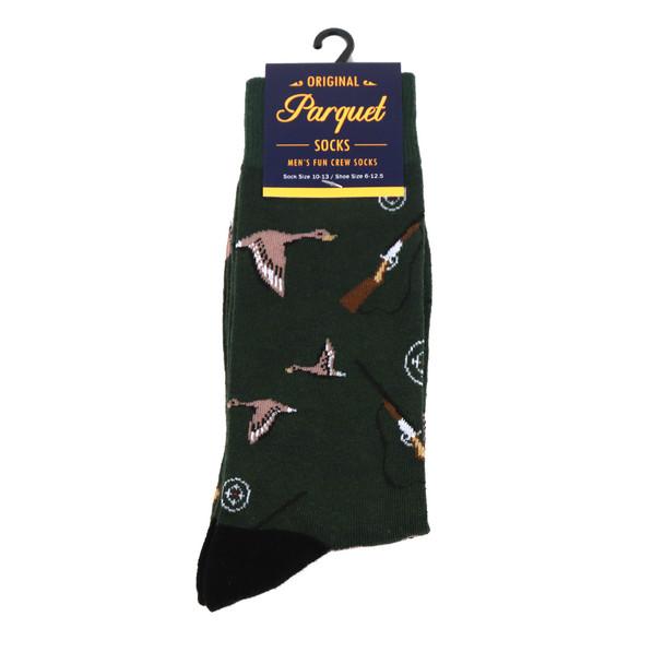 Men's Novelty Hunting Socks - NVS19417