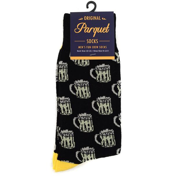 Men's Beer Mugs Novelty Socks NVS1781