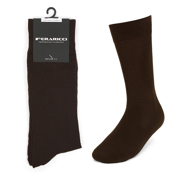 12pc Pack Color Assorted Poly Socks DSP12SA