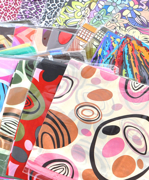 50pc Random Assorted Neckerchiefs PNBULK