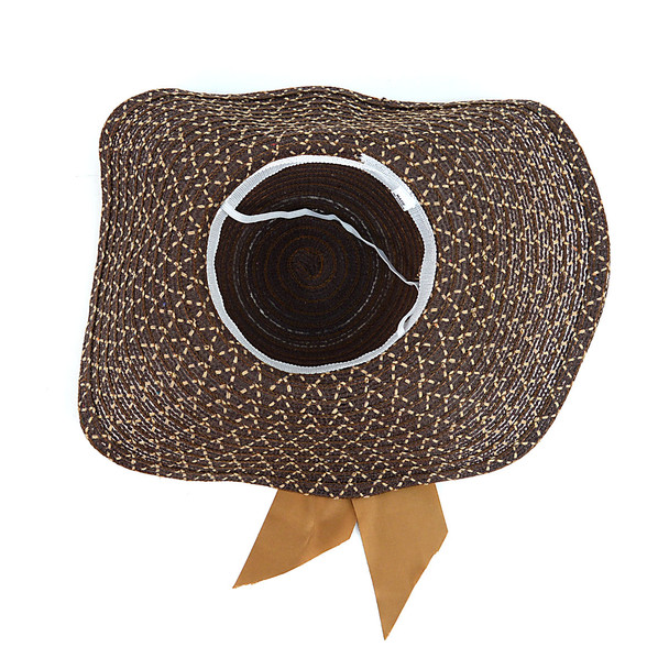 "Women's 6"" Brim Floppy Hat H10323"