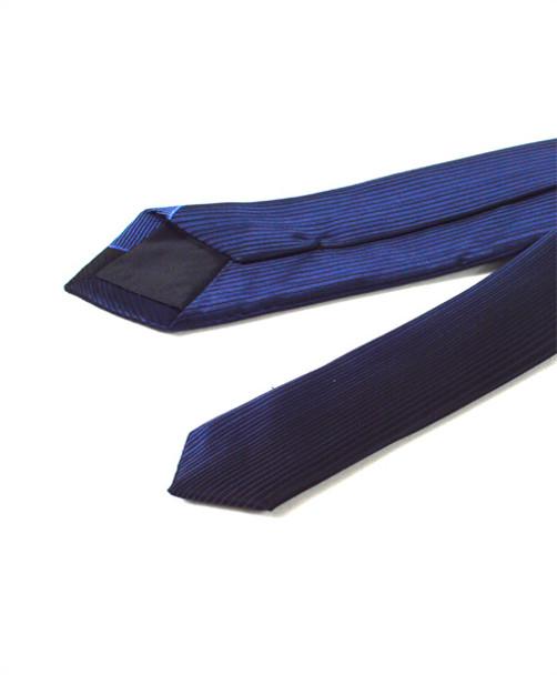"Microfiber Poly Woven Panel Tie SLIM 2.25"" MPWS5041"