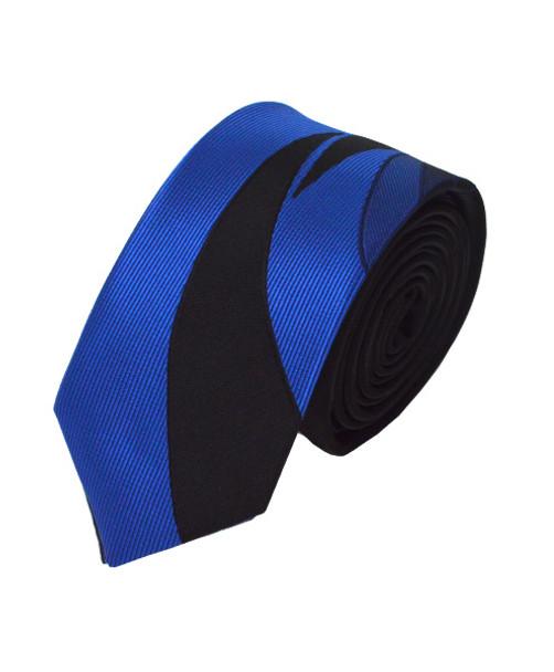 "Microfiber Poly Woven Panel Tie SLIM 2.25"" MPWS5040"