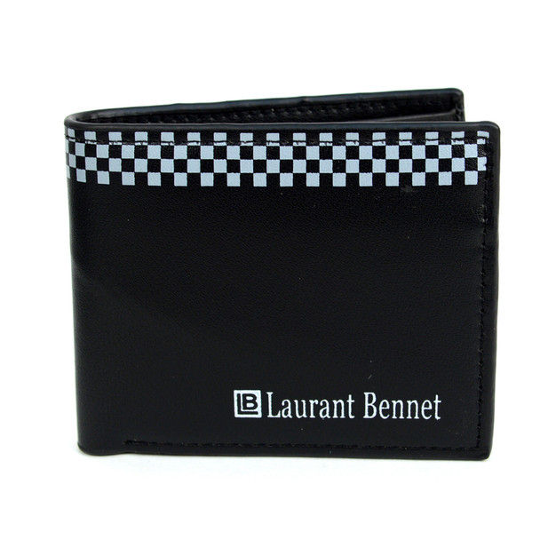 Bi-Fold Leather Wallet - MLW04166