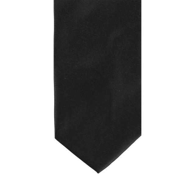 [Promotion] Poly Solid Satin Tie PSP1301-1