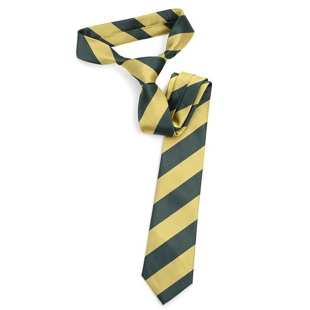 Men's Microfiber Poly Woven College Slim Tie MPWS2400