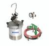 Trans-Tech/Compliant COMPACT 2 Quart Pressure Pot Outfit - TT2QTPPA300