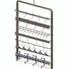 Powder Peg Rack System - 3 Piece Frame