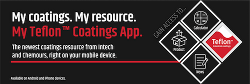 The My Teflon™ Coatings App Saves You Time!