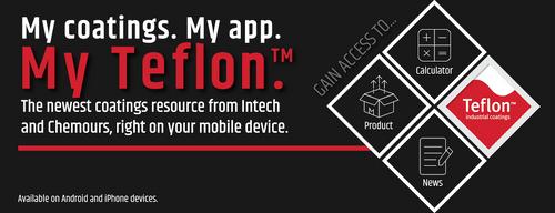The My Teflon™ App Saves You Time!