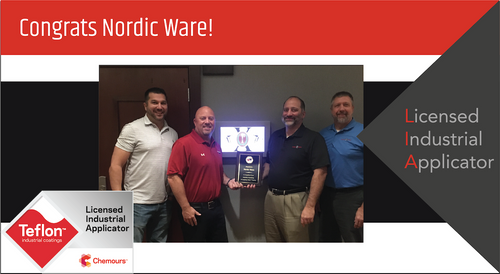 Intech Services Welcomes Nordic Ware Industrial into the LIA Family