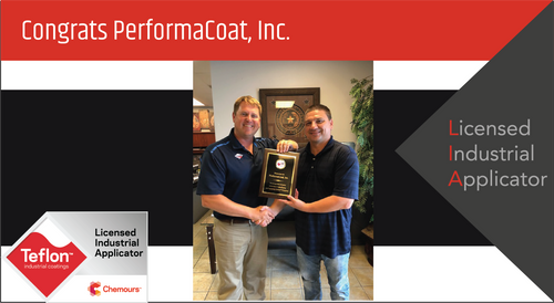 Intech Services Welcomes PerformaCoat into the LIA Family