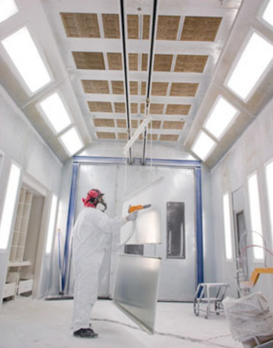 Troubleshooting Spray Booth Airflow